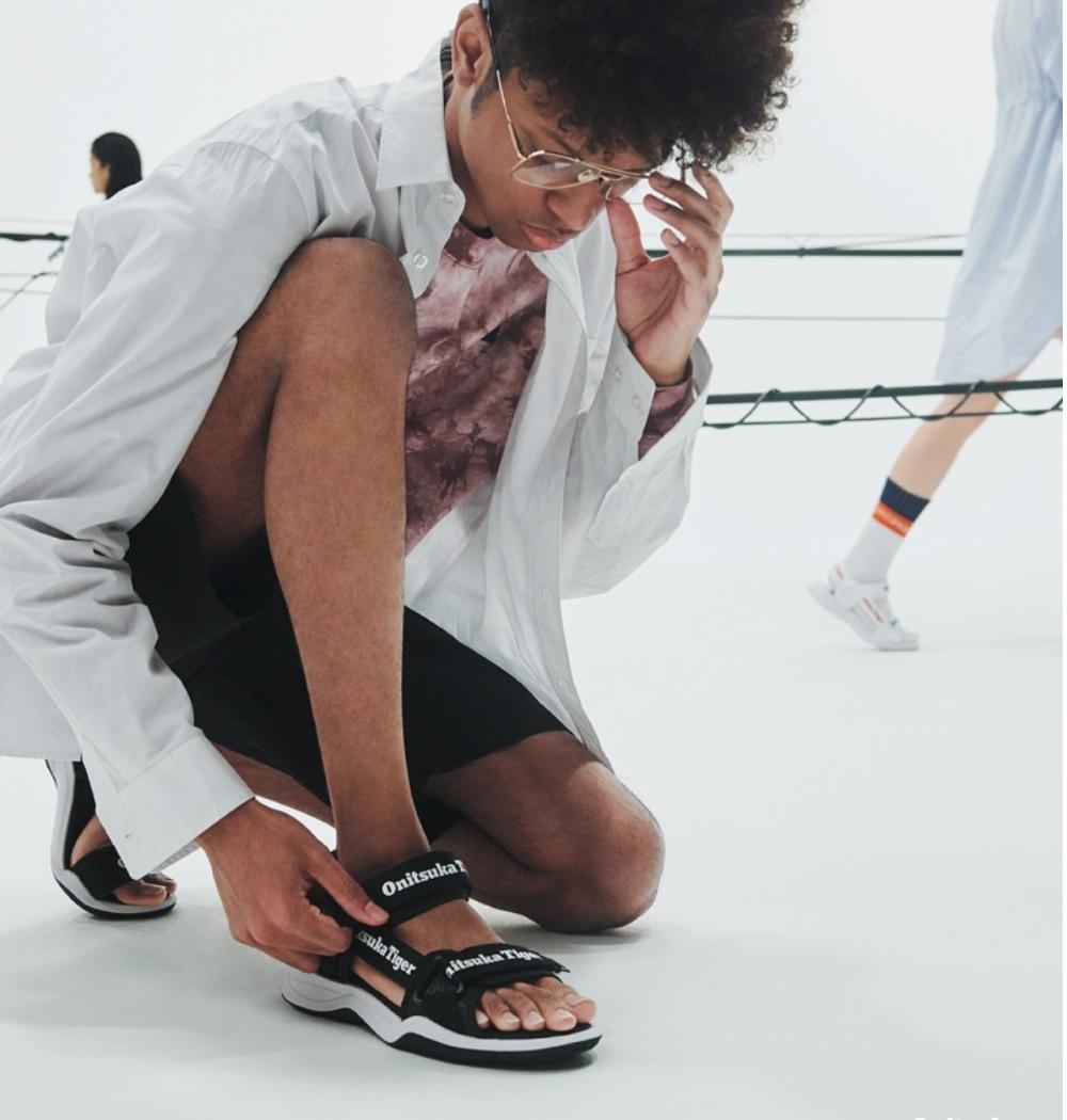 Onitsuka Tiger OHBORI STRAP giày sandals