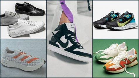 Top xu hướng giày thể thao đáng chú ý của 2021