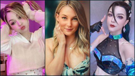 """Top nữ gaming streamer """"hot"""" nhất thế giới 2021 (P.1)"""