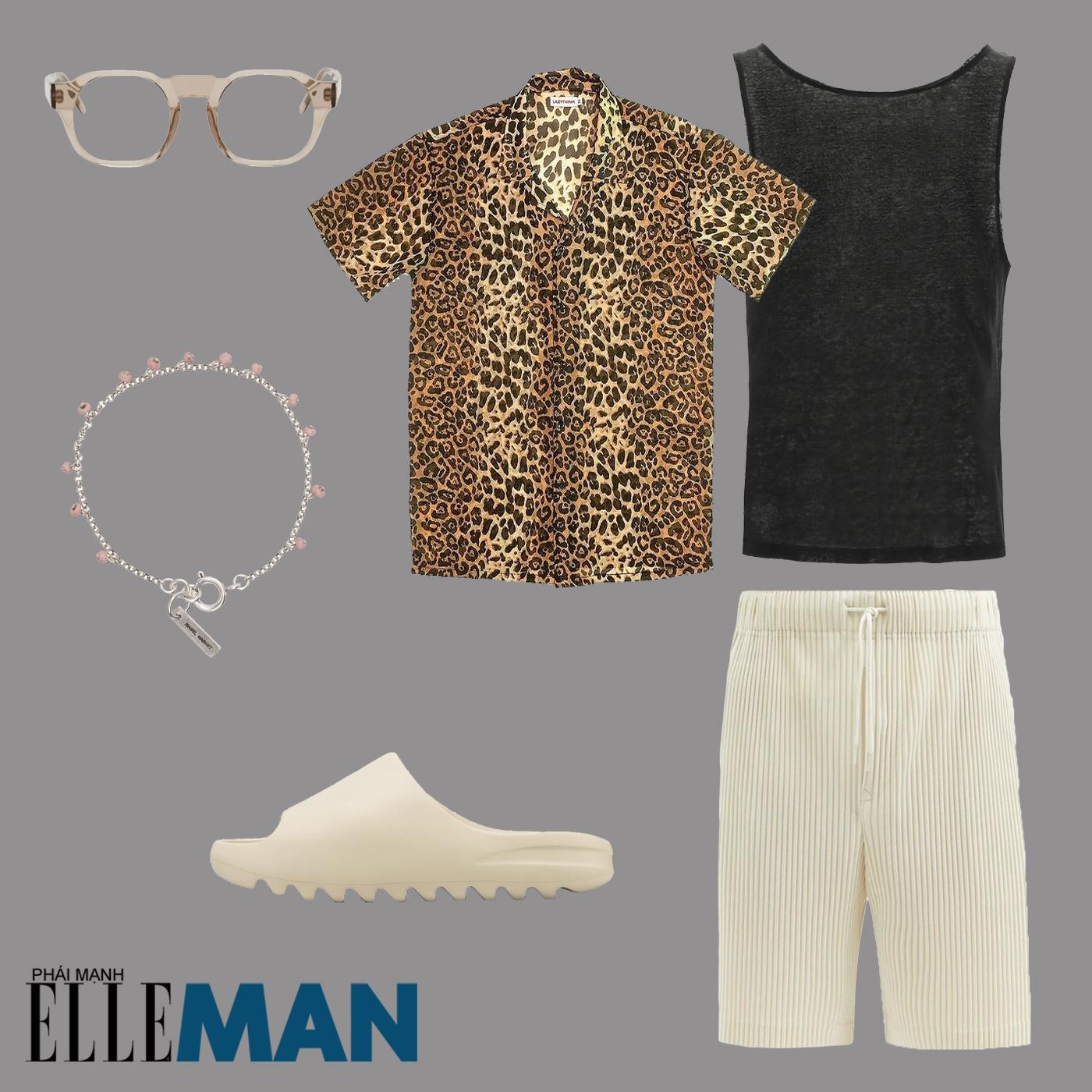 trang phuc linen - elle man style calendar - layout outfit 3