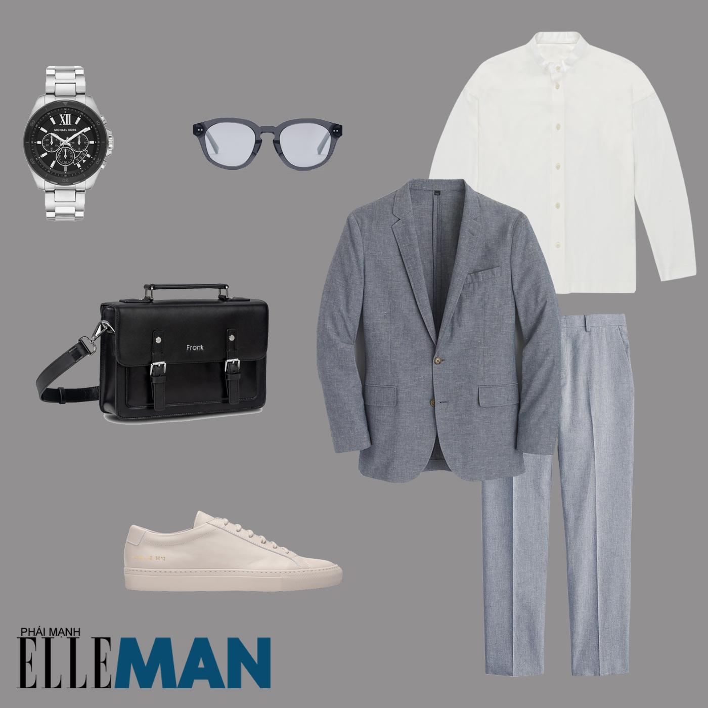 trang phuc linen - elle man style calendar - layout outfit 4