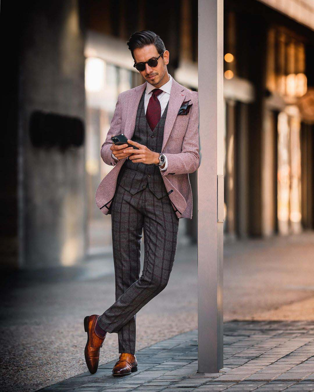 blogger thời trang sergio-ines