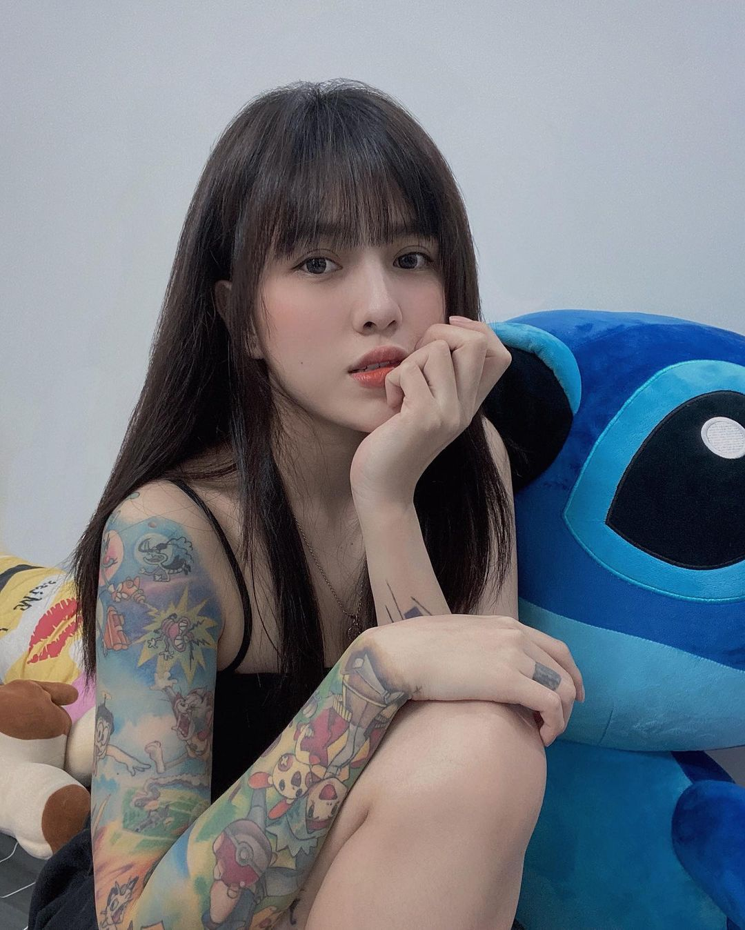 hot girl xam tro bii trinh - elle man (3)