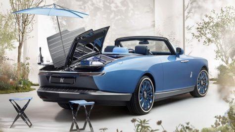 Rolls-Royce Boat Tail – Tuyệt phẩm xe sang dành cho những chuyến dã ngoại thượng lưu