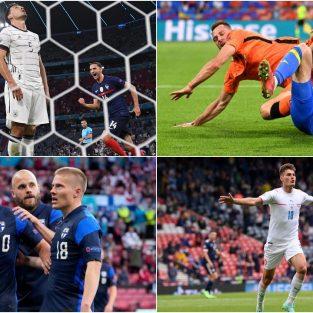 EURO 2020 - Lượt đầu tiên của vòng bảng: Đầy những bất ngờ!