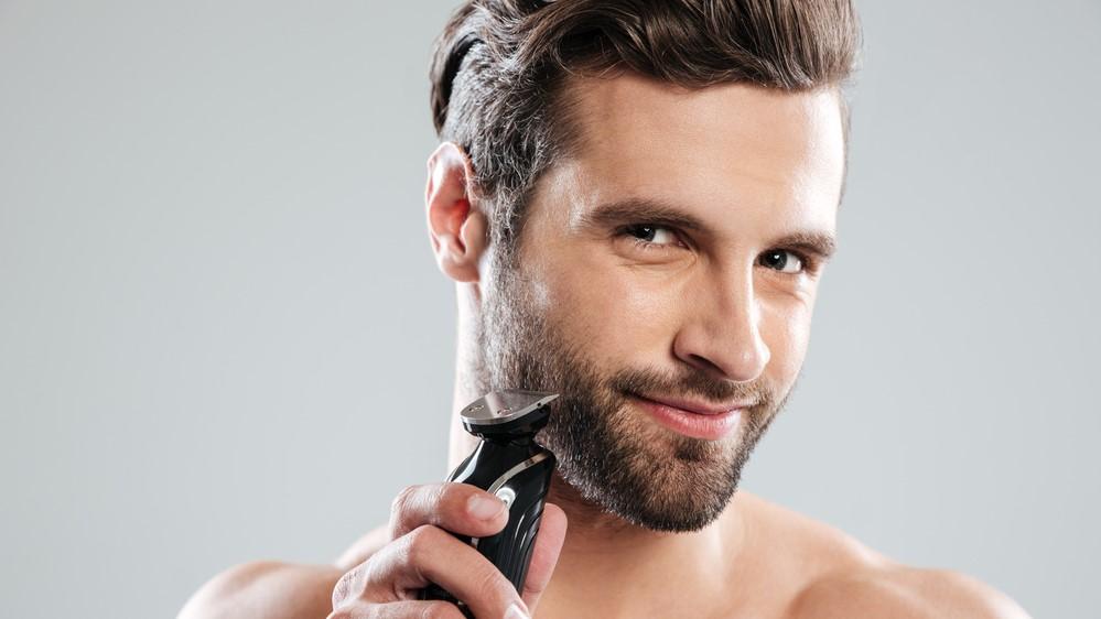 máy cạo râu dành cho nam 2021