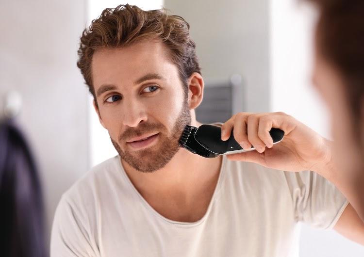 sử dụng dao cho râu