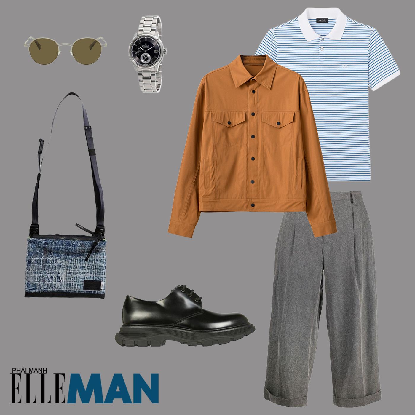 ao ke ngang breton - elle man style calendar - layout outfit 2