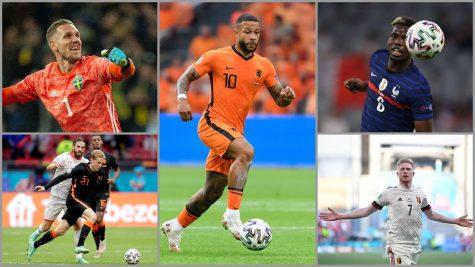 EURO 2020 - Top ứng viên Cầu thủ xuất sắc nhất