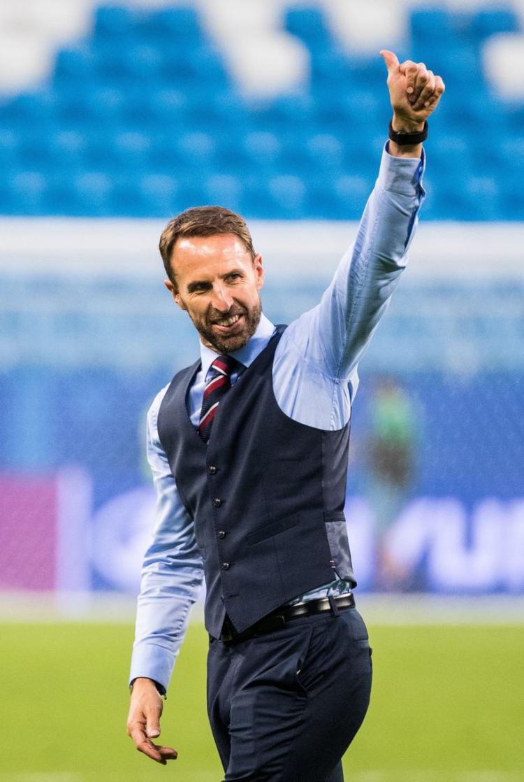 Bộ phục trang đậm chất Ăng Lê của Gareth Southgate tại EURO 2020