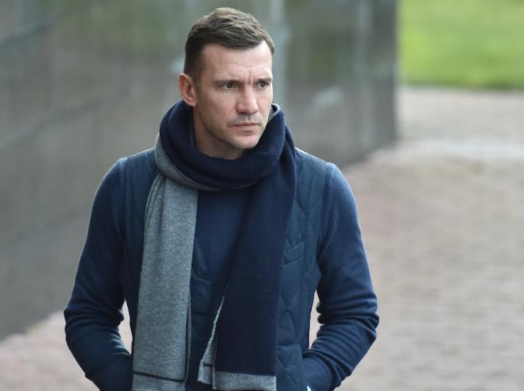 Phong cách phong trần của Andiry Shevchenko