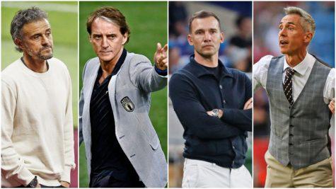7 huấn luyện viên có gu thời trang đẹp nhất EURO 2020
