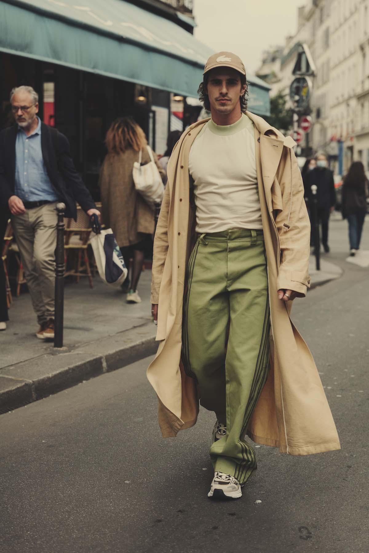 matthias-geertsr tuần lễ thời trang paris