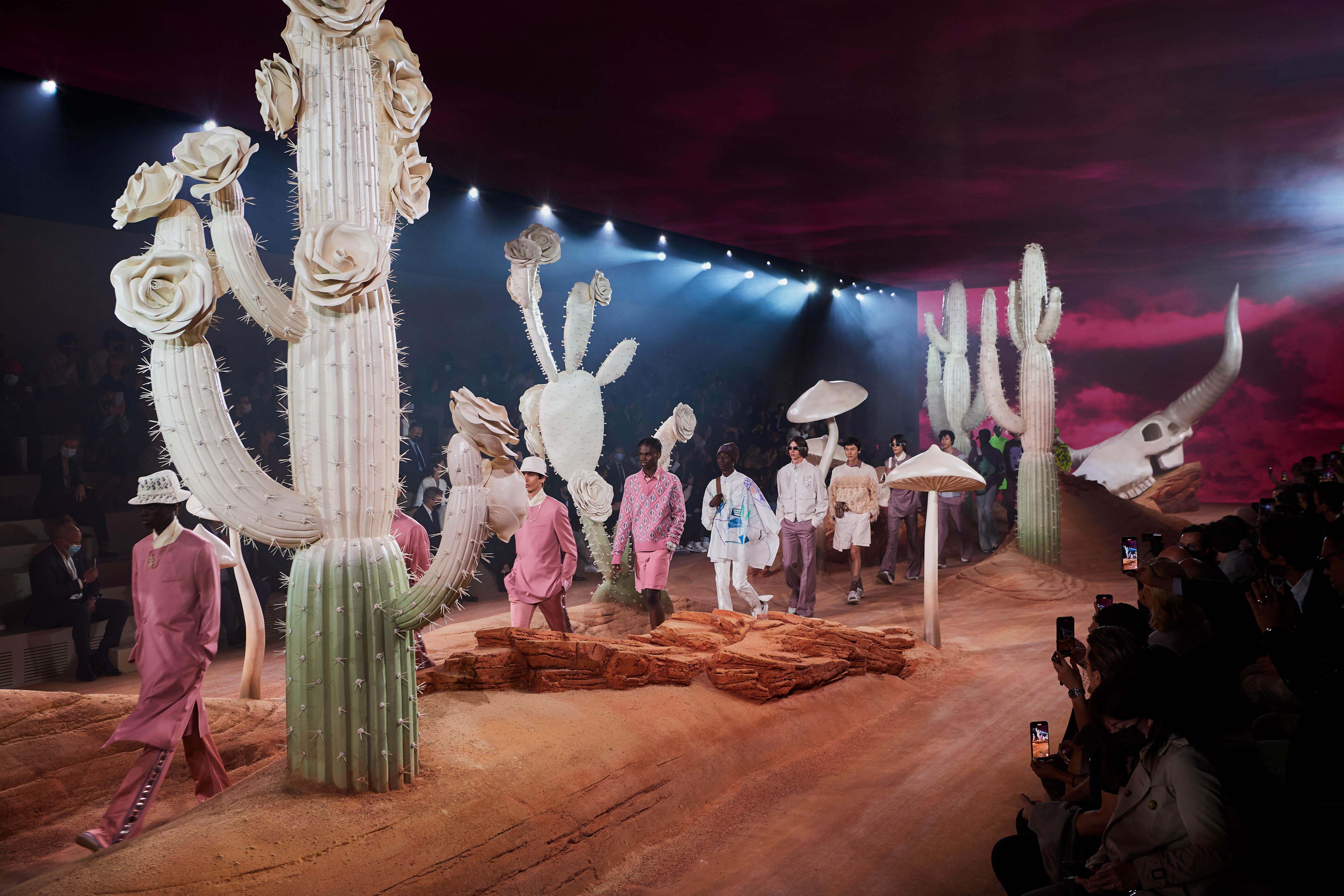 BST Dior Men Spring Summer 2022 Cactus Jack - final - elle man 1