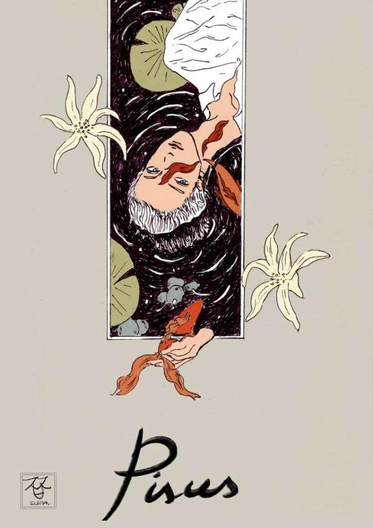 cung hoàng đạo Song Ngư.