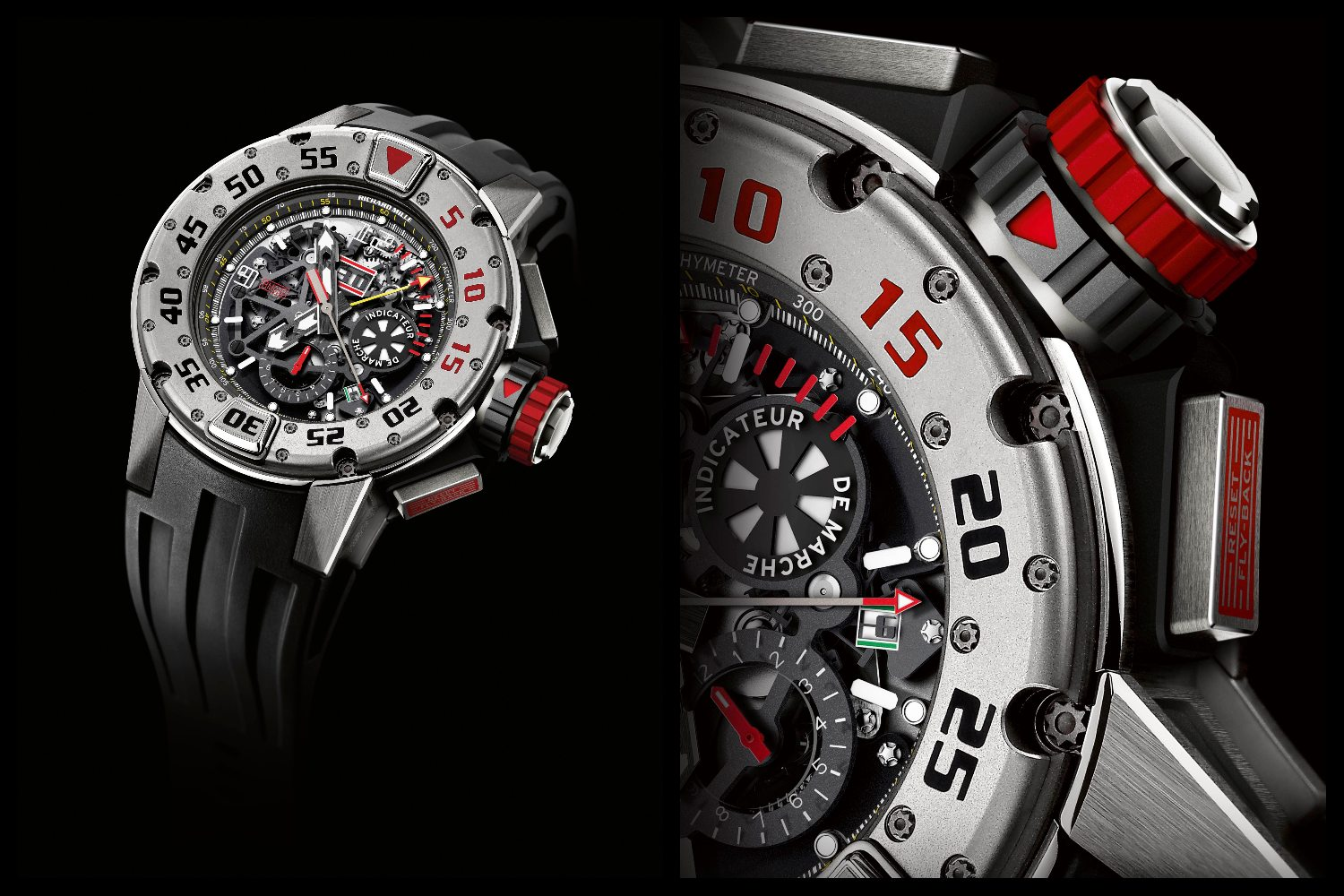 Richard Mille RM 032 Diver's watch