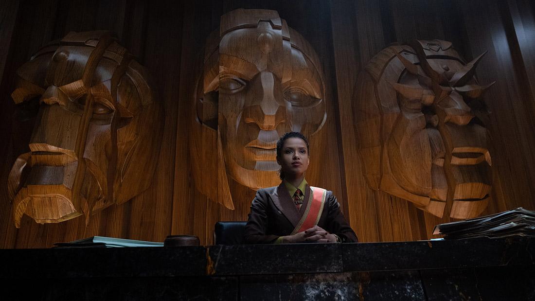 Ravonna Renslayer, nhân viên cấp cao của TVA trong phim Loki.