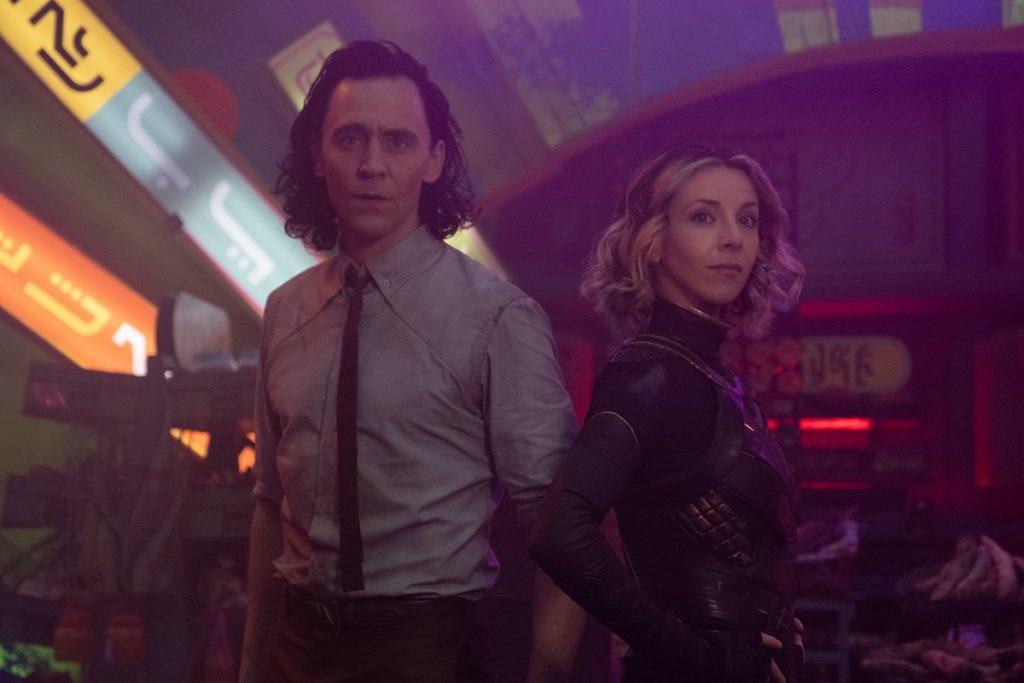 Loki và Lady Loki.