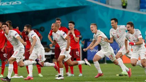 Tứ kết EURO 2020 - Tây Ban Nha vs Thụy Sĩ: Đối đầu cân não, Bán Kết gọi tên La Furia Roja