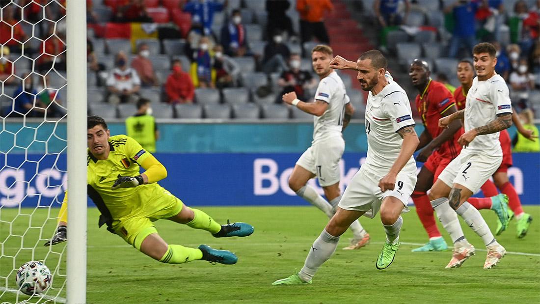 Giorgio Chiellini Euro 2020 Italy vs Bi