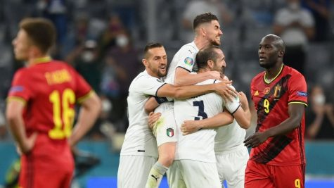 Tứ kết EURO 2020 - Bỉ vs Italy: Đôi công mãn nhãn, lộ diện ứng viên vô địch