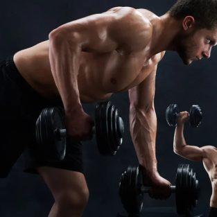 """Tập thể dục """"full body"""" tại nhà hiệu quả với tạ tay"""