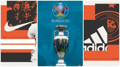 EURO 2020 - Cuộc chiến giữa những thương hiệu thể thao