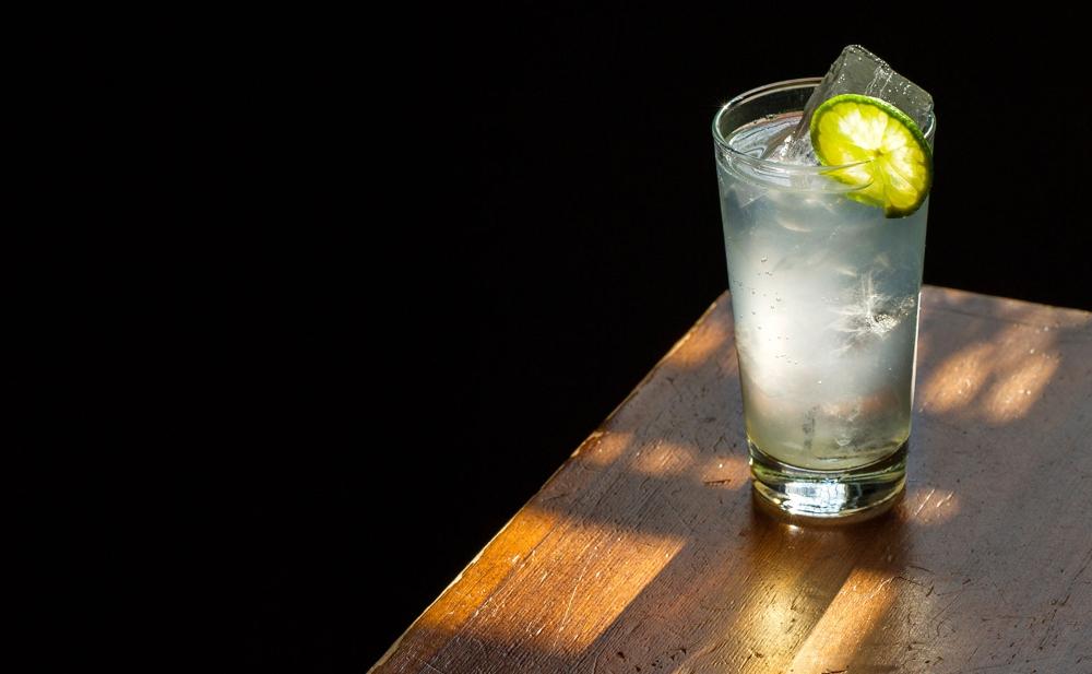 cocktail Gin Rickey