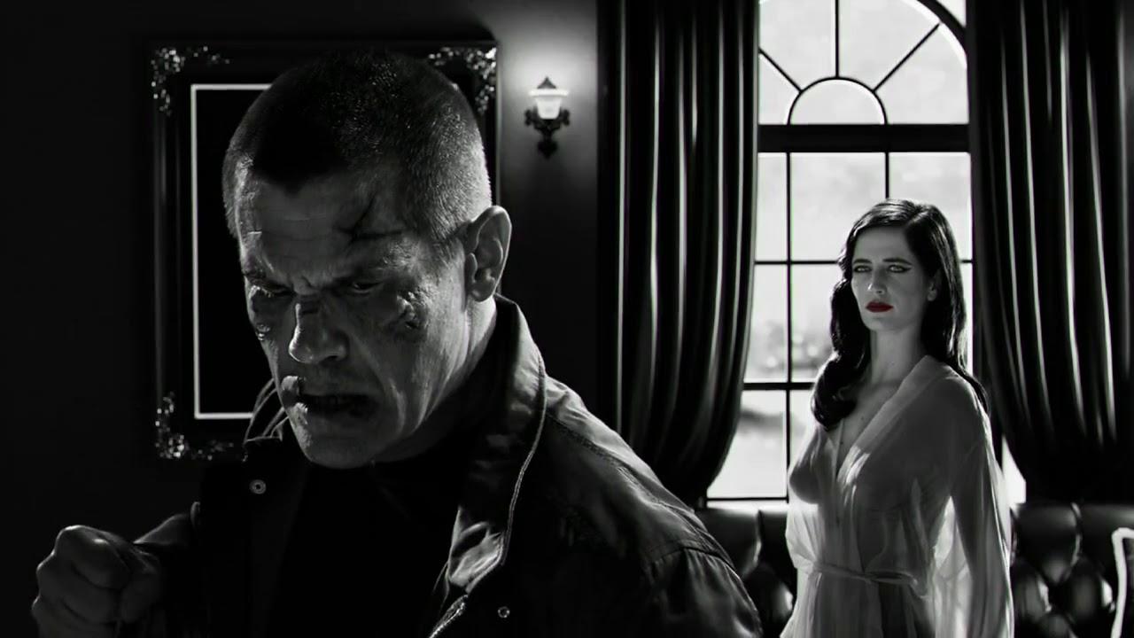 kiến thức điện ảnh - phim noir Sin City: A Dame To Kill For (2014)
