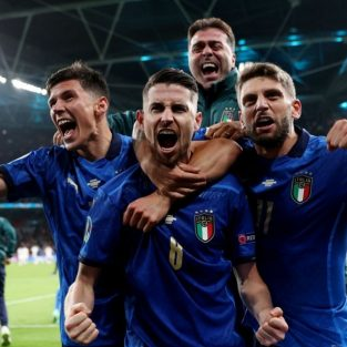 """Bán kết EURO 2020 - Italy vs Tây Ban Nha: Một trận cầu """"như Ý"""""""