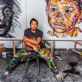 Hom Nguyễn - Từ nghệ nhân đóng giày đến nghệ sĩ đương đại