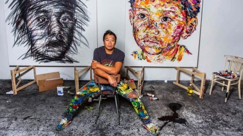 Hom Nguyen - Từ nghệ nhân đóng giày đến nghệ sĩ đương đại