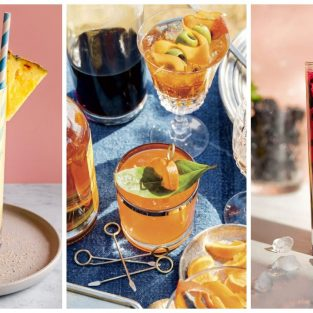 11 công thức pha chế cocktail citrus sảng khoái cho mùa Hè