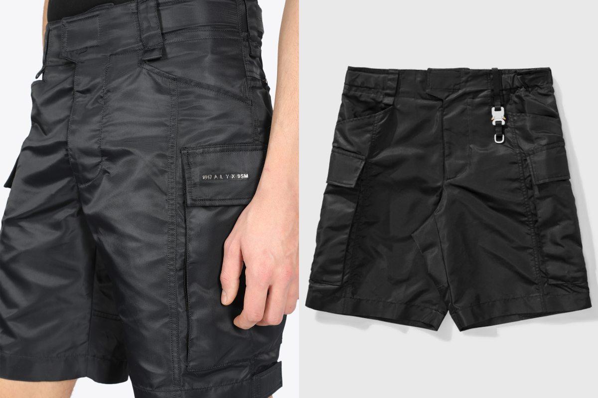 quần short 1017 ALYX 9SM Tactical Shorts
