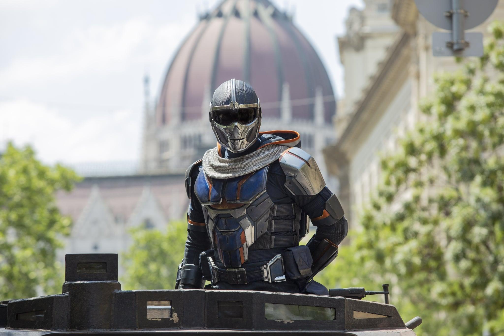 Taskmaster trong Black Widow (2021).
