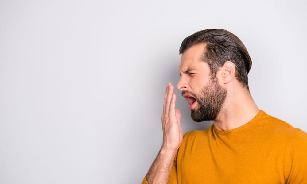 khắc phục hôi miệng