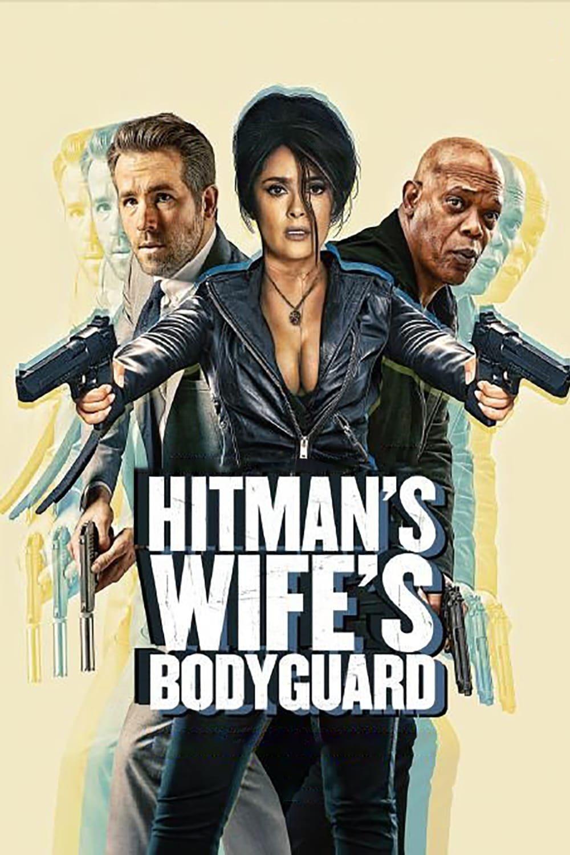 Salma Hayek trong phim Vệ sĩ sát thủ 2: Nhà có nóc (The hitman's wife's bodyguard).