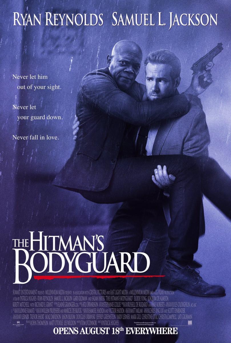 Ve si Sat Thu (the hitman's bodyguard) poster