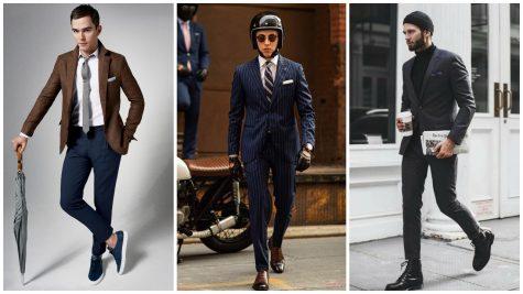 8 tips mặc đẹp 'hack' chiều cao cho nam giới