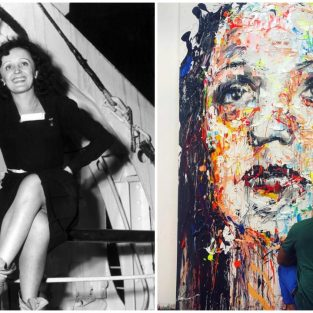 Hom Nguyen và câu chuyện tưởng nhớ danh ca Edith Piaf
