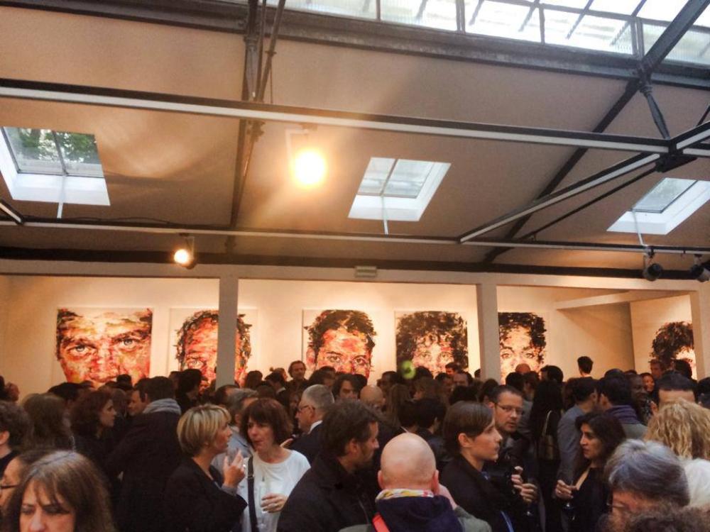 Hom Nguyen và tình yêu cho nghệ thuật