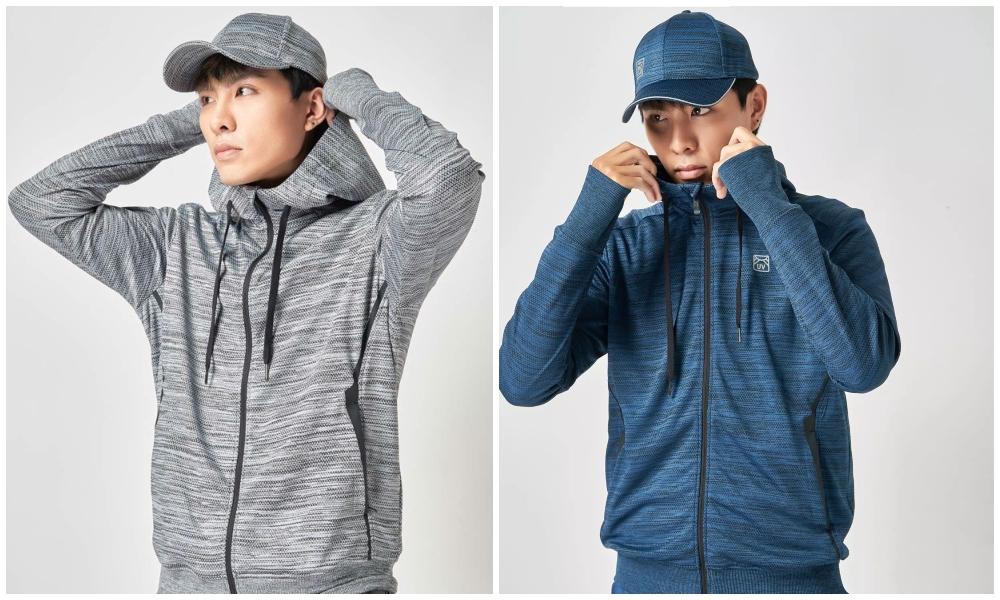 Áo Khoác chống nắng Nam UV Sọc Màu Couple TX MOK 1014