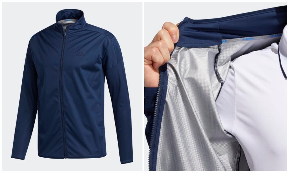 áo khoác chống nắng adidas Golf