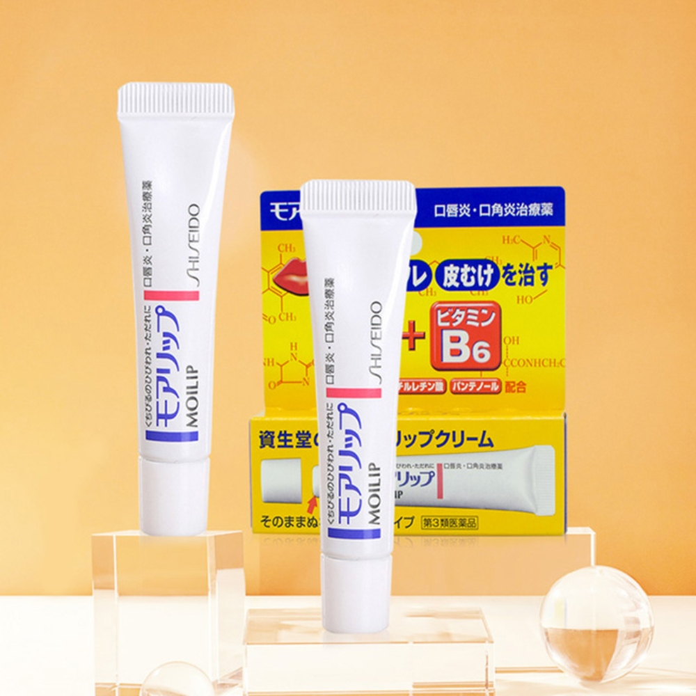 Shiseido Moilip Pharmaceutical Lip