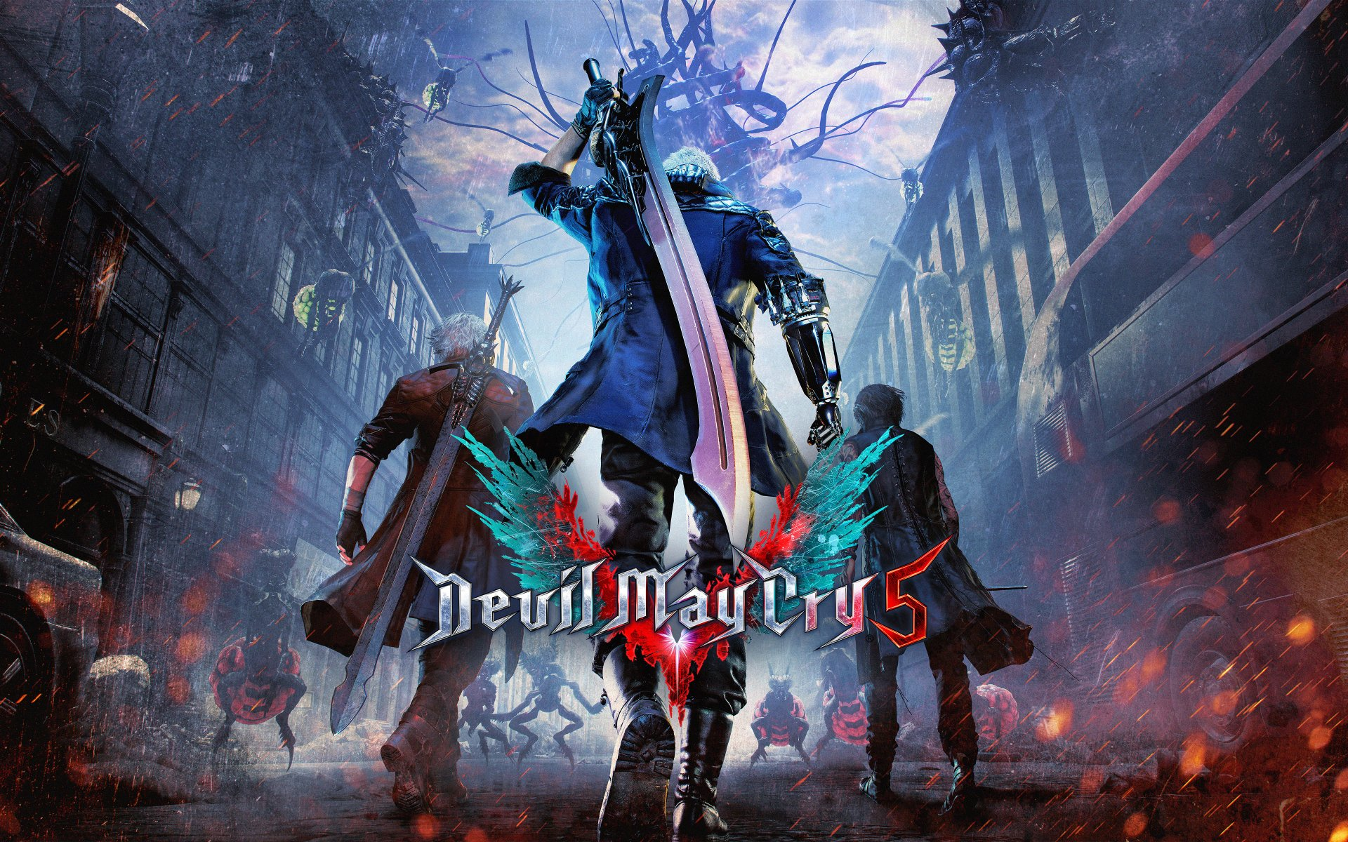 game play station 4 Devil May Cry 5