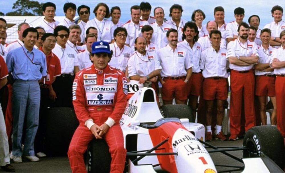 Hom Nguyen Và McLaren: Huyền Thoại F1 Ayrton Senne Được Tái Hiện