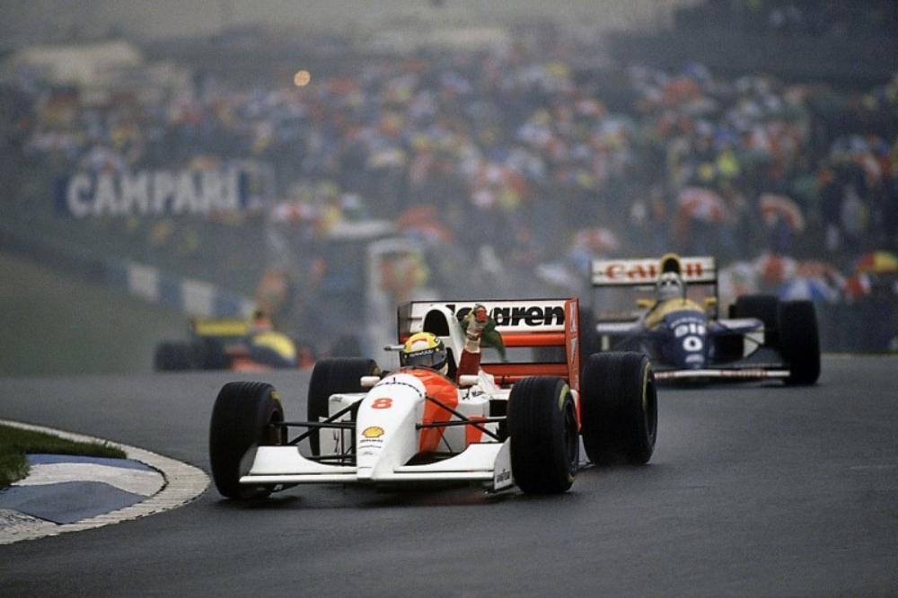 Hom Nguyen và McLaren
