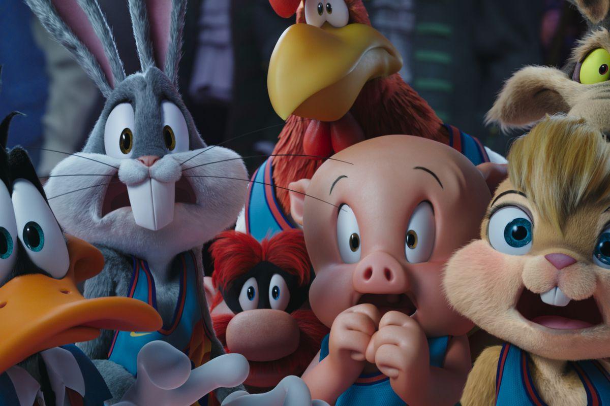 Các nhân vật hoạ hình Looney Tunes của Warner Bros.