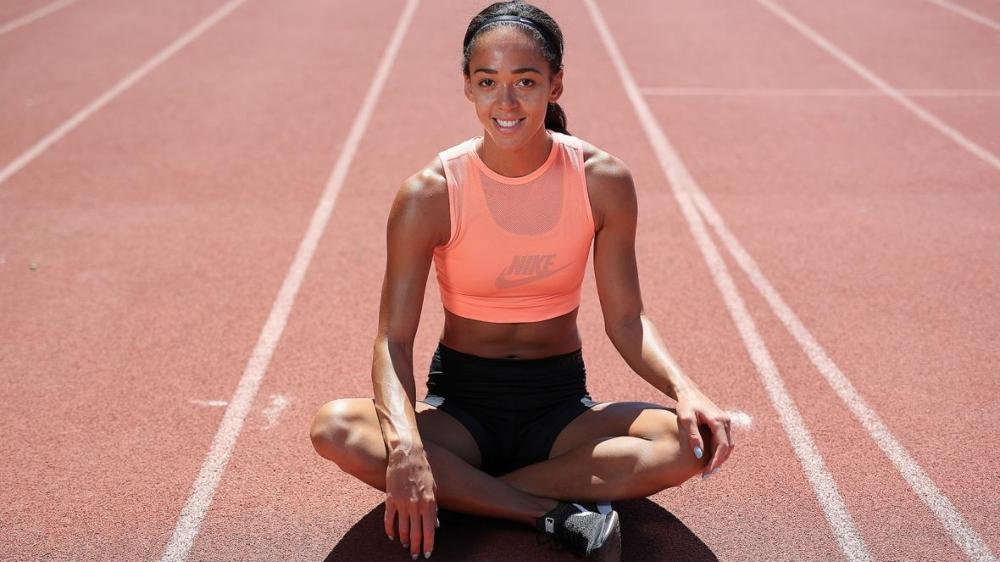 Katerina Johnson-Thompson nữ vận động viên olympic 2020