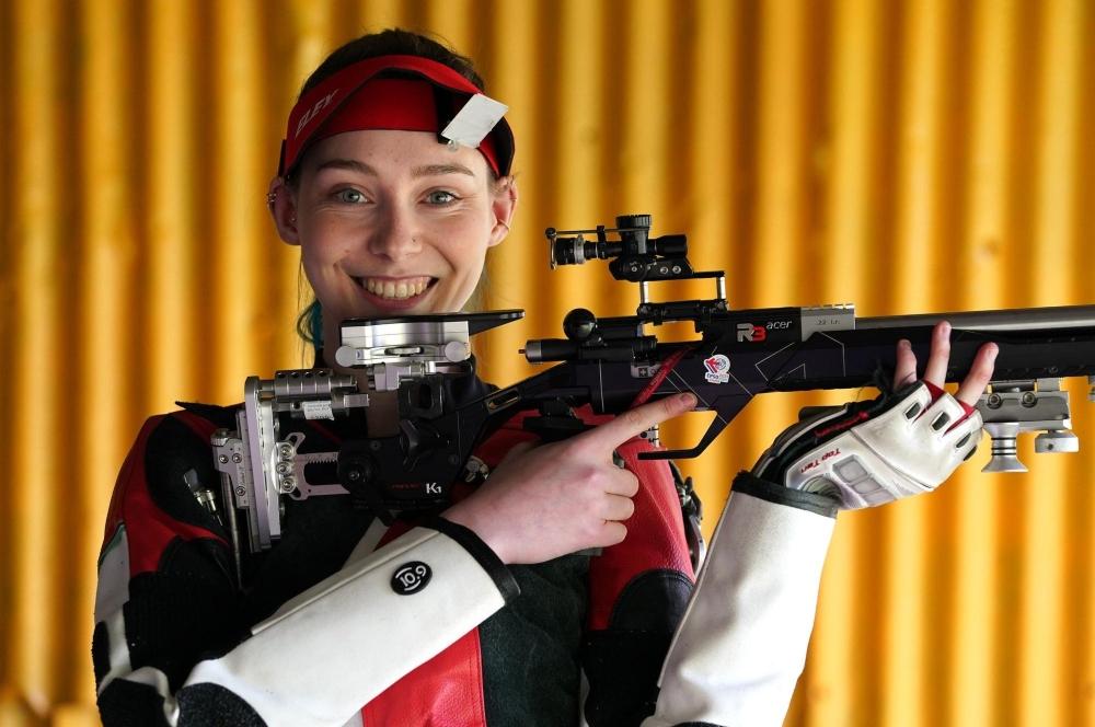 Seonaid McIntosh tham gia thế vận hội 2020